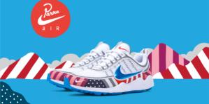 Nike Piet Parra Air Max 1: le sneakers che celebrano la street culture olandese