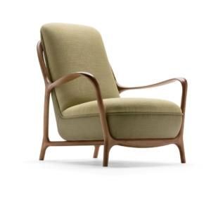 Opera Contemporary mobili 2018: nuove sofisticate sfumature green
