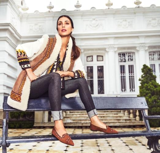 Pretty Ballerinas Alessandra de Osma: la nuova campagna autunno inverno 2018 2019