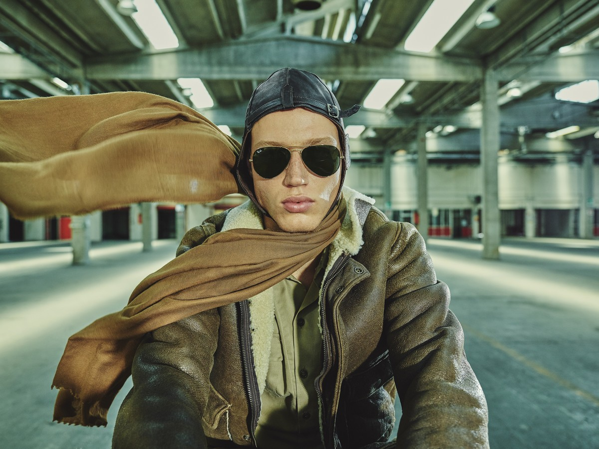Ray-Ban Reloaded Aviator