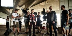 Suburra la serie stagione 2: le foto del backstage