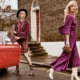Twinset Milano campagna autunno inverno 2018 2019: protagoniste Georgia May Jagger e Suki Waterhouse