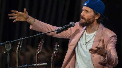 VH1 Jovanotti Storytellers 2018: Lorenzo indossa Ermenegildo Zegna Couture