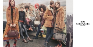 Coach campagna autunno inverno 2018 2019: la gang Coach a New York con Selena Gomez
