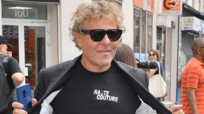 Diesel Renzo Rosso news: a Parigi la t-shirt provocazione Haute Couture or Hate Couture?
