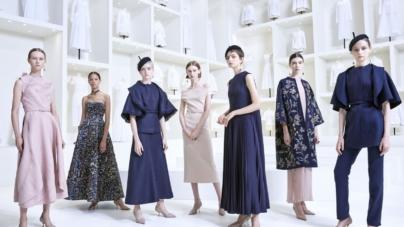 Dior collezione haute couture autunno inverno 2018 2019: il ready-made duchampiano