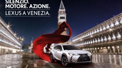 Festival Cinema Venezia 2018 Lexus: ES Hybrid sul red carpet con attori e registi