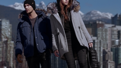 Mackage Sofia Richie Christian Hogue: la campagna autunno inverno 2018 2019
