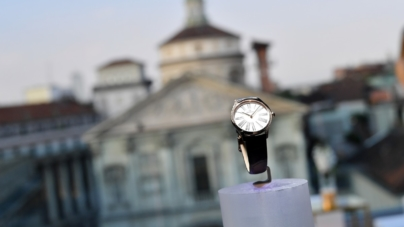 Omega orologi Trésor 2018: il party a Milano con Miriam Leone e Alessandro Borghi