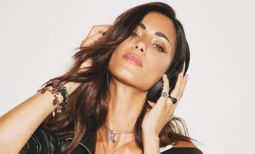 Rebecca gioielli Federica Nargi campagna 2018: il video del backstage