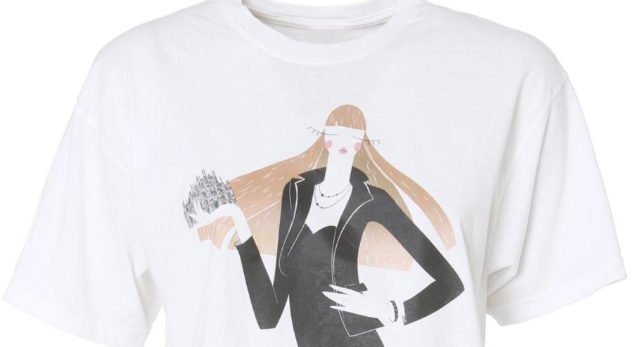 Silvian Heach La Milanese Imbellita: le t-shirt esclusive in limited edition