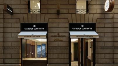 Vacheron Constantin boutique Milano: il nuovo store in Via Verri