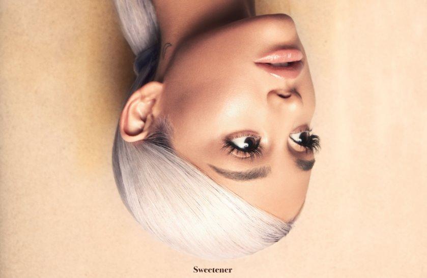 Ariana Grande Sweetener album 2018