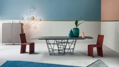 Bonaldo tavoli 2018: Art, Tangle e Prora, design e sperimentazione creativa