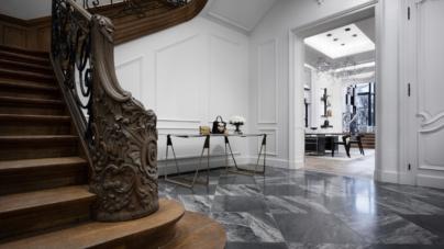 Boutique Delvaux Bruxelles Boulevard de Waterloo: il retail di lusso tra concept store e galleria d'arte