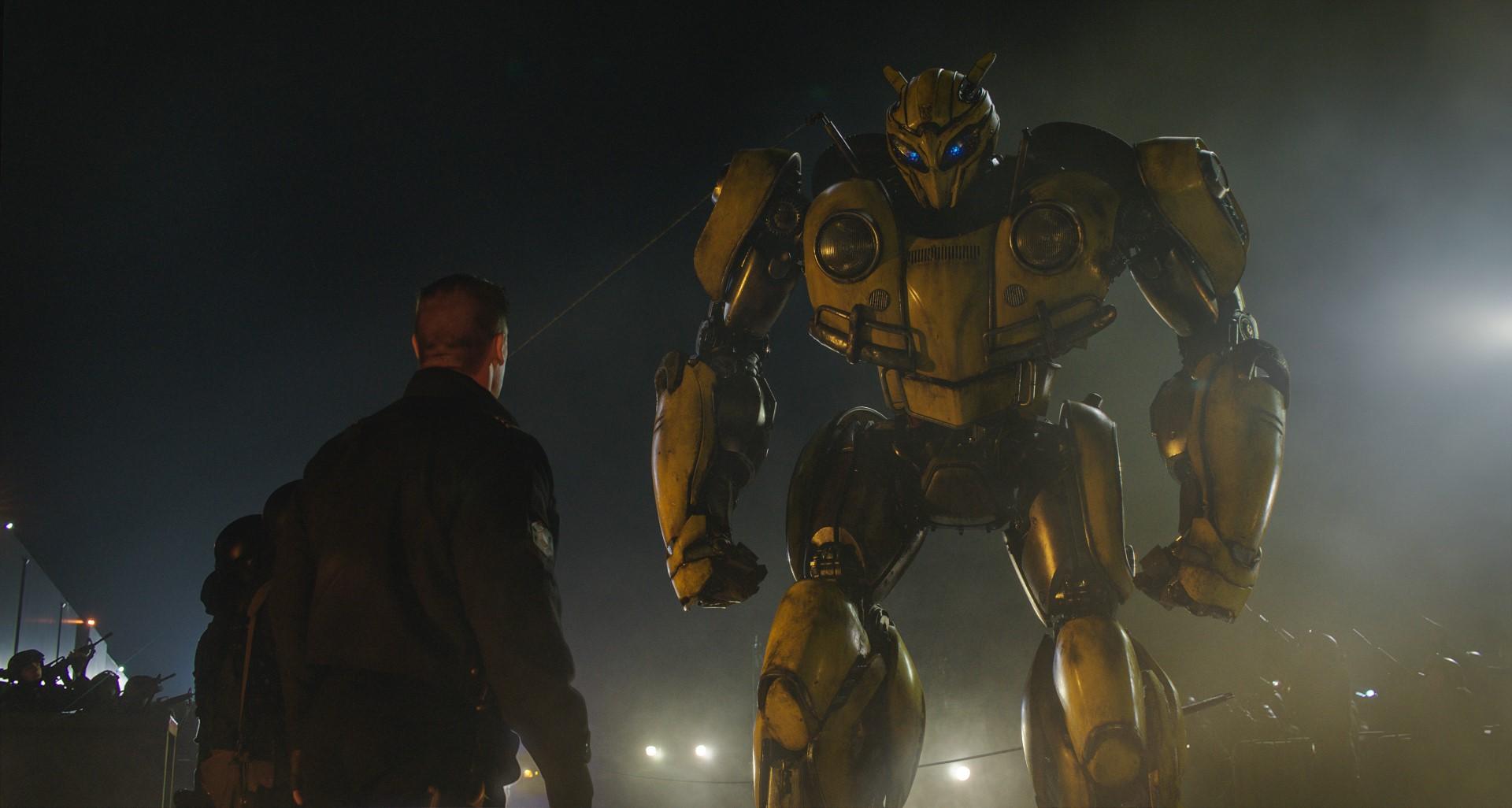 Bumblebee film 2018