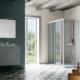 Cersaie 2018 Samo: i nuovi box doccia, capaci di arredare qualsiasi tipo di bagno