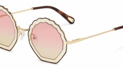 Chloé occhiali da sole 2018: lo spirito effortless del nuovo modello Tally
