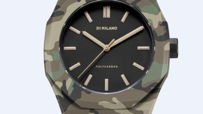 D1 Milano orologi 2018: il restyling dell'iconico Polycarbon