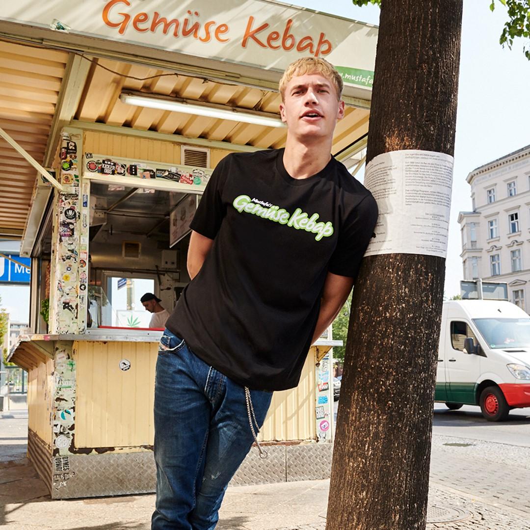 Diesel Mustafa's Gemüse Kebap capsule collection 2018