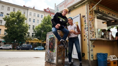 Diesel Mustafa's Gemüse Kebap capsule collection 2018: impertinente e… piena di gusto