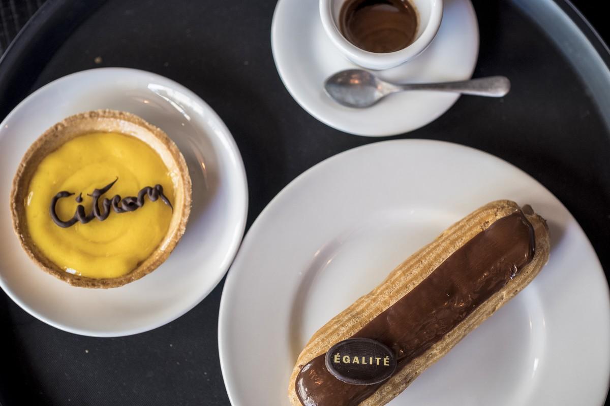 Egalitè Boulangerie Milano