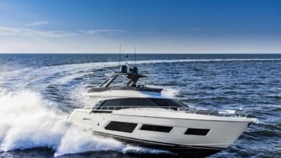 Ferretti Yachts 670: il perfetto mix di eleganza, comfort e prestazioni