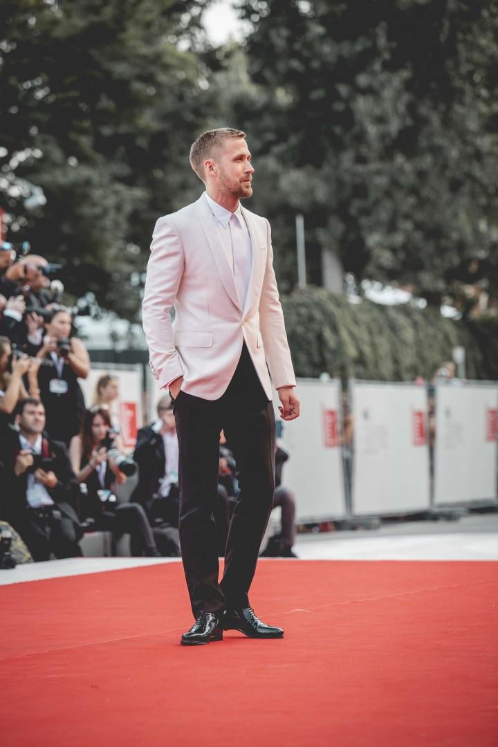 Festival Cinema Venezia 2018 red carpet Il Primo Uomo