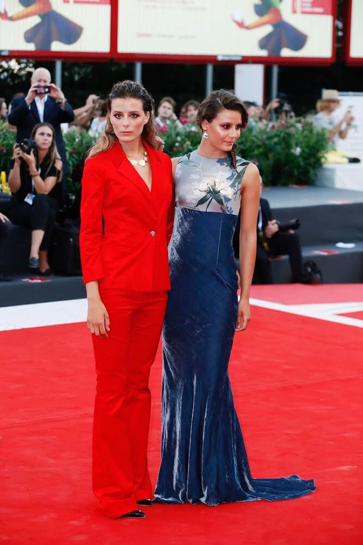 Festival Cinema Venezia 2018 red carpet La Favorita