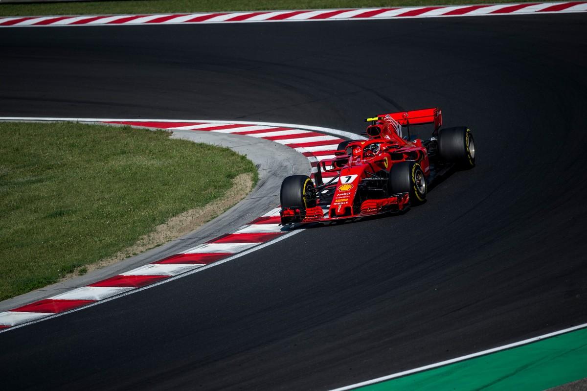 Formula 1 Monza 2018 Ray-Ban Scuderia Ferrari