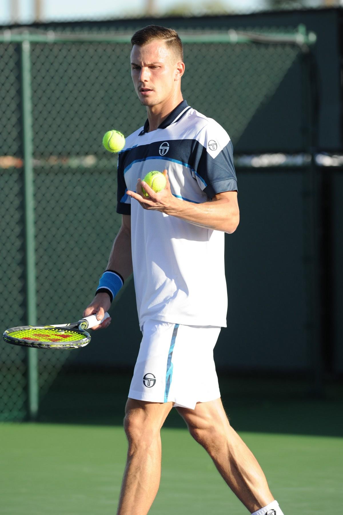 US Open 2018 tennis Sergio Tacchini