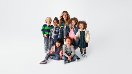 Gap Kids Sarah Jessica Parker autunno inverno 2018 2019: la capsule in limited edition