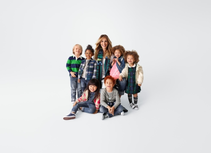 Gap Kids Sarah Jessica Parker autunno inverno 2018 2019: la capsule in limited edition