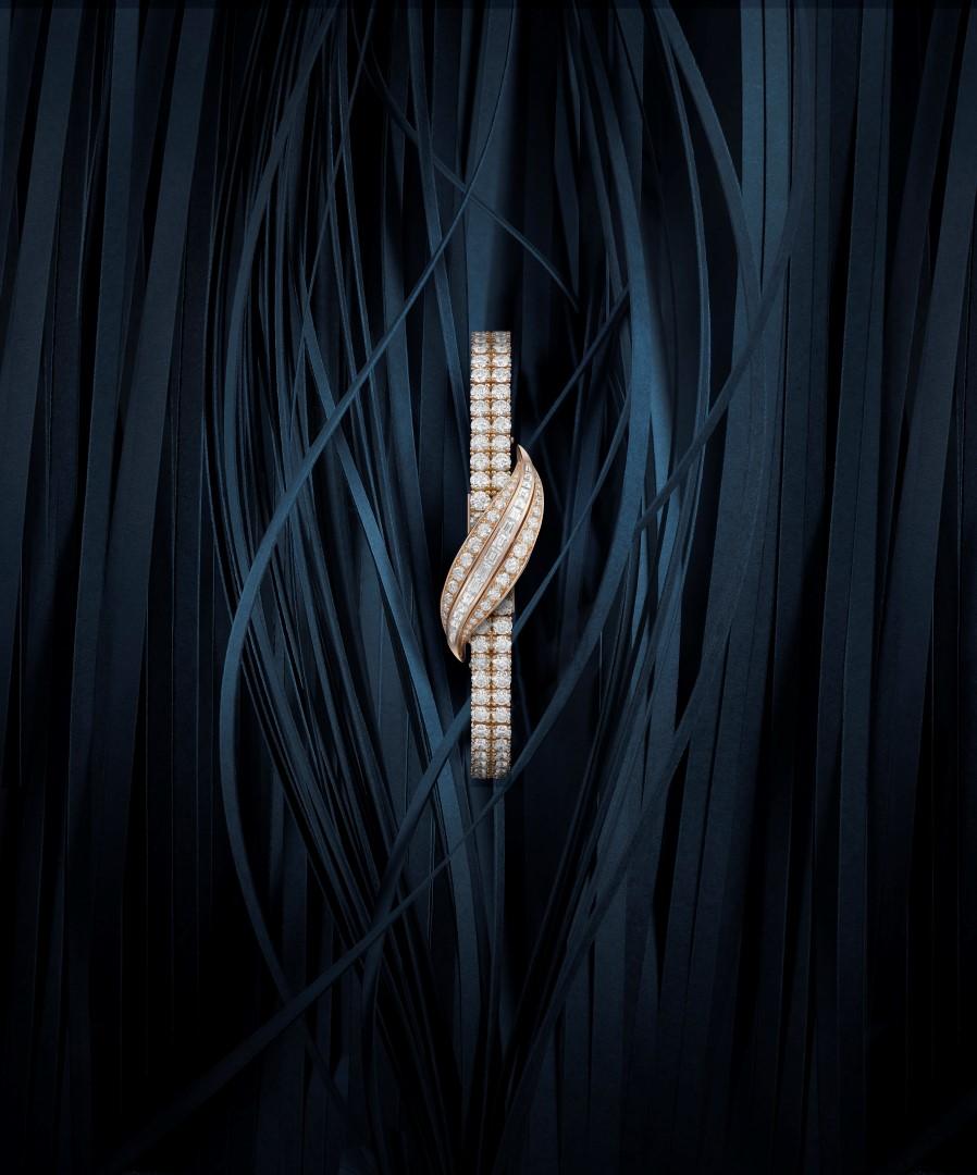 Jaeger-LeCoultre Joaillerie 101 oro rosa 2018