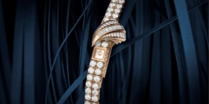 Jaeger-LeCoultre Joaillerie 101 oro rosa 2018: Joaillerie 101 Reine e Joaillerie 101 Feuille sul red carpet di Venezia