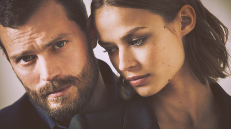 Jamie Dornan Boss The Scent: il nuovo volto della fragranza insieme a Birgit Kos
