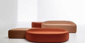 LaCividina Vescom Wallcovering 2018: rivestiti i prodotti iconici Soave, Waves e Pinch