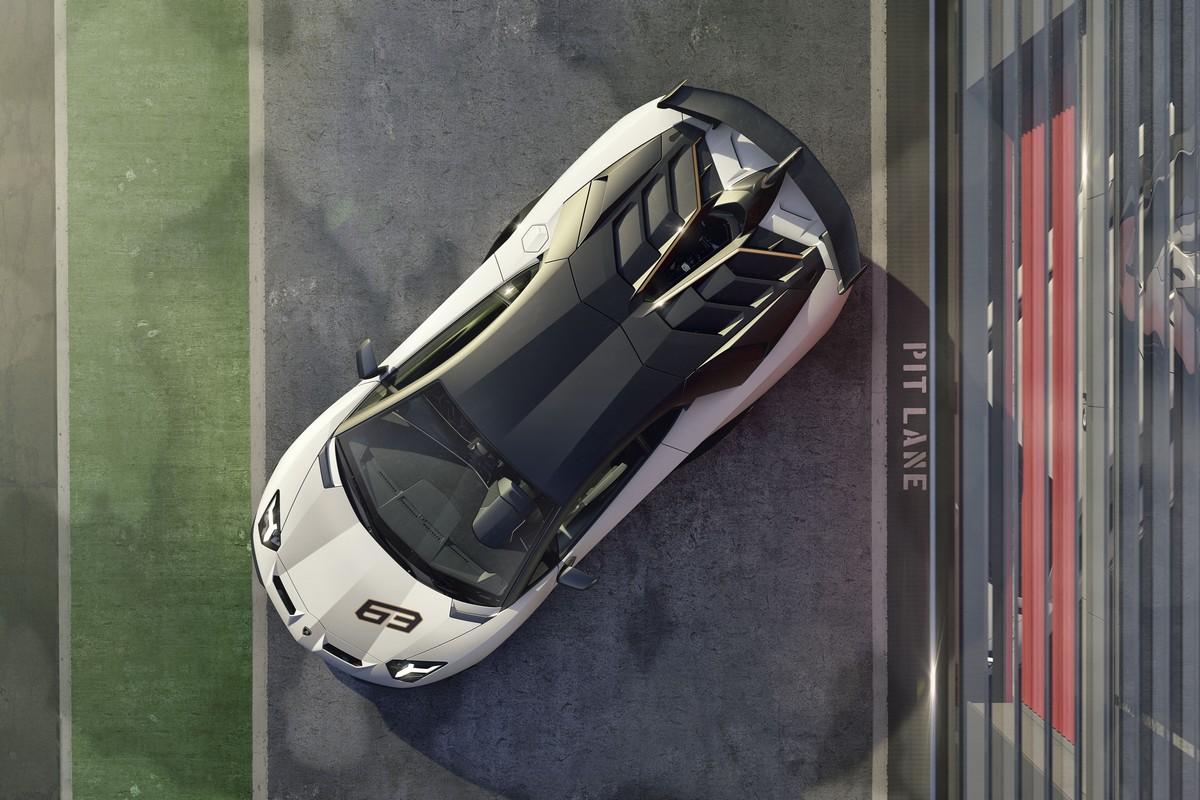 Lamborghini Aventador SVJ 2018