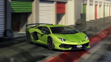 Lamborghini Aventador SVJ 2018: l'essenza più pura della supersportiva