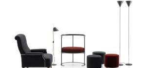 Maison et Objet settembre 2018 B&B Italia: la collezione Luigi Caccia Dominioni e le novità