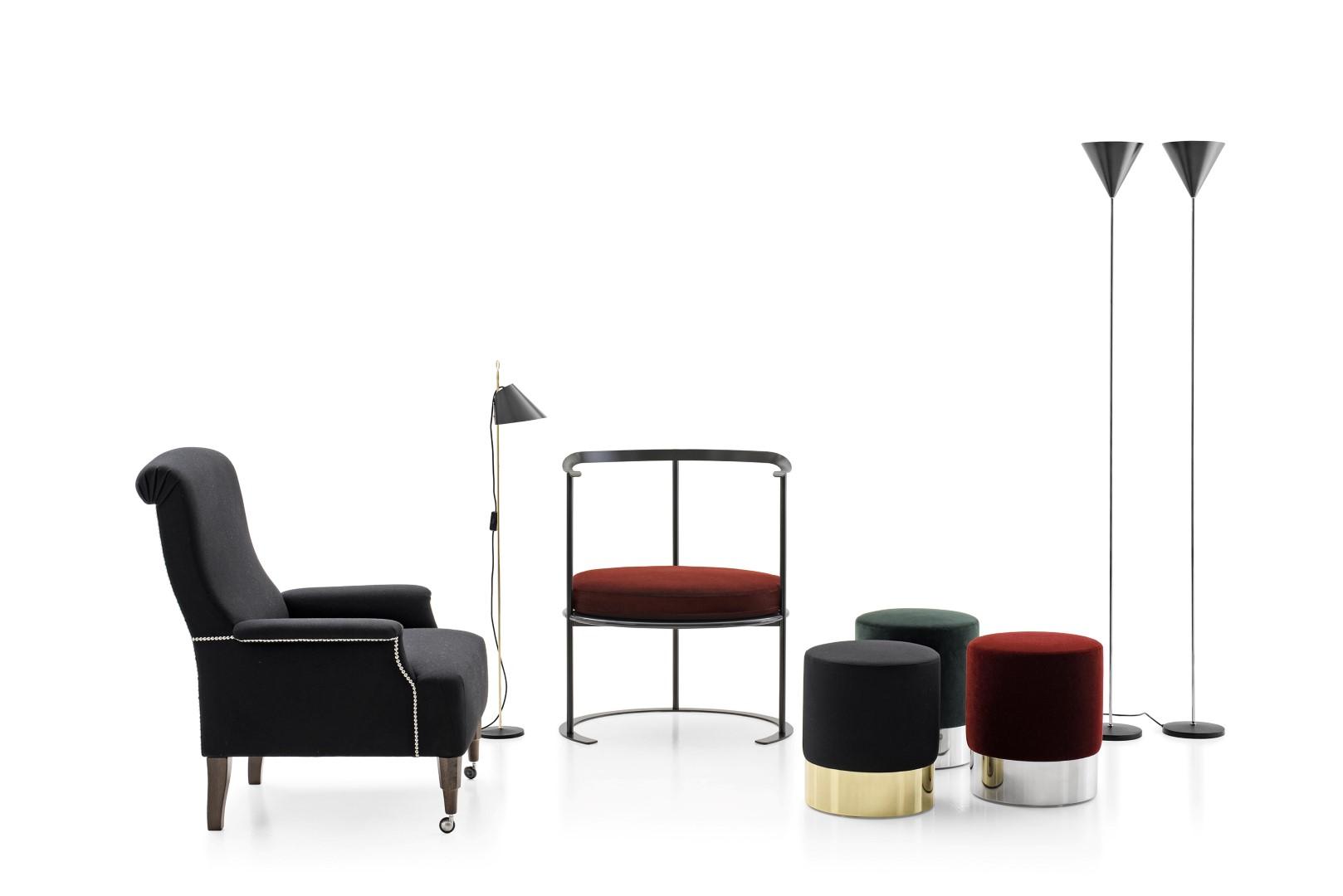 maison et objet settembre 2018 b b italia luigi caccia. Black Bedroom Furniture Sets. Home Design Ideas