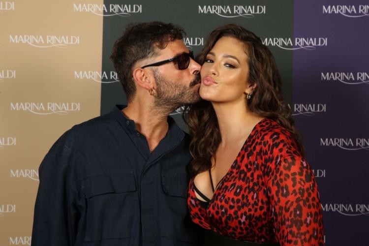 Marina Rinaldi Fausto Puglisi 2018: la capsule collection, special guest Ashley Graham