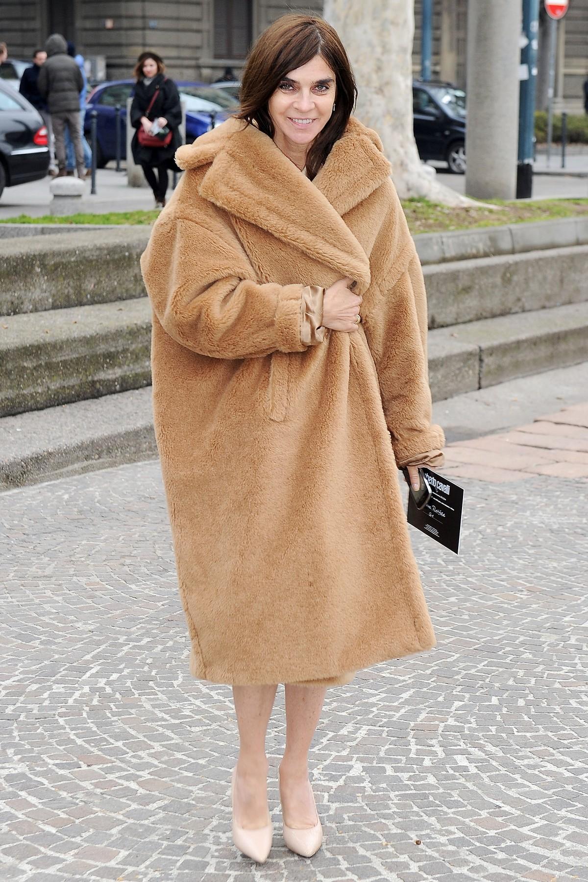 Max Mara cappotti Teddy Bear autunno inverno 2018 2019