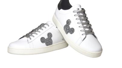 Moa Master of Arts Disney 2018: Mickey Mouse, la sneaker esclusiva con cristalli Swarovski