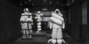 Moncler Craig Green autunno inverno 2018 2019: sagome esagerate e scultoree