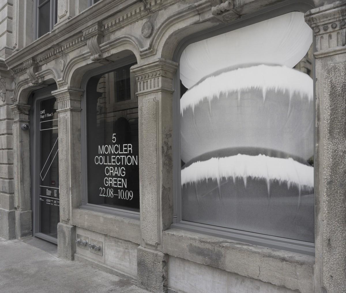 Moncler Craig Green autunno inverno 2018 2019
