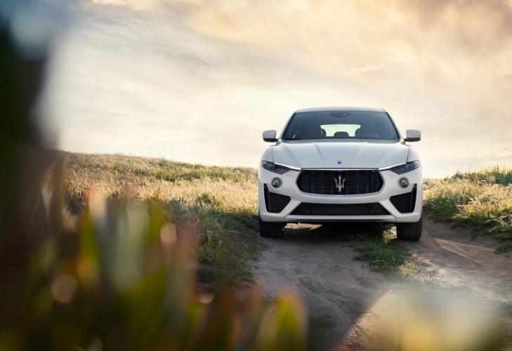 Monterey Car Week 2018 Maserati: Levante con motore V8 nelle versioni GTS e Trofeo
