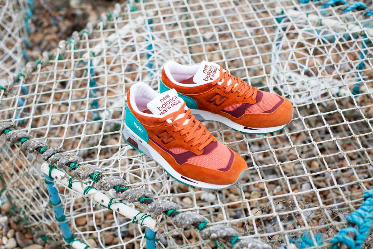"New Balance 1500 Coastal Cuisine  una combo di sneakers ""gustose"" View  Gallery (19 images) 0c951caee60"