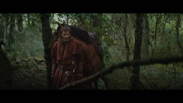 Outlaw King film Netflix 2018
