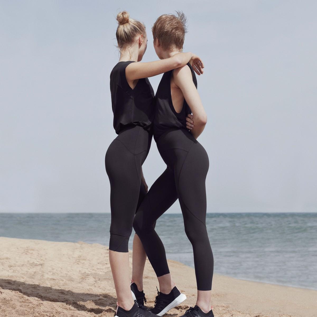 Oysho collezione gymwear autunno inverno 2018 2019